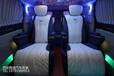 西安別克gl8內飾改裝案例商務車改裝海洋之心方案12套餐