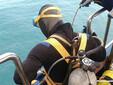 東莞潛水作業施工流程圖片