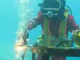 潮州水下切割施工圖片