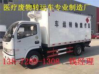 3吨医疗垃圾运输车销售点图片2