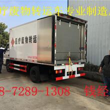 3吨废口罩运输车采购批发价图片
