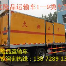 1吨甲醇厢式运输车详细报价图片