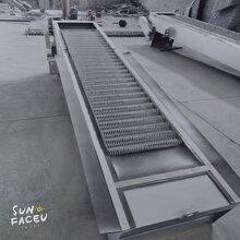 全自动回转式机械格栅耙齿格栅污水预处理设备