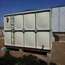 黃石鍍鋅模塊水箱組合式冷水箱箱泵圖片