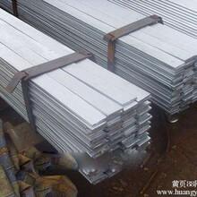 濟南扁鋼鍍鋅扁鋼現貨市場圖片