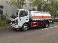 内蒙移动加油车_国六5吨油罐车_加油车厂家图片