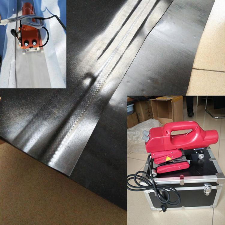 贵州贵阳防水布爬焊机防水布爬焊机一台的价格