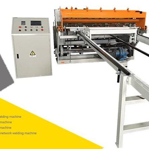 湖南衡阳全自动网片排焊机全自动网片焊机
