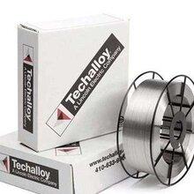美國泰克羅伊Techalloy208鎳基焊絲ERNi-1鎳及鎳合金焊絲圖片
