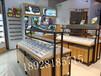 新款2020年木纹免漆眼镜柜福州眼镜店专用道具厂家给您报价