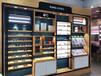 山東眼鏡店裝修公司設計制作眼鏡柜東營烤漆展柜生產廠家