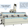 SKX3+1-CNC-3000铝型材3+1轴数控钻铣床(快速换刀)