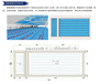 鋼結構裝配式泳池