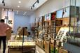 廣州經濟開發區暴龍太陽眼鏡陳列架鐵藝烤漆眼鏡柜臺專業廠家設計