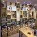 寶山區熱銷款眼鏡高柜玖拾木同款多格子眼鏡展示柜專業廠家設計