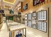 嘉興哪里有鋼木結合眼鏡柜南湖區眼鏡近視眼鏡貨架展示柜