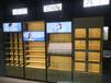 阜新海州區新款時尚眼鏡柜創意眼鏡中島柜眼鏡道具展示架美麗價格