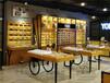張北鐵藝烤漆眼鏡柜多功能精品眼鏡矮柜放置眼鏡展示盒子