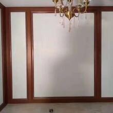 廣東廣州實木線條廠供..實木裝飾線條..實木地腳線.全屋定制裝飾線.圖片