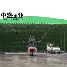 青山区定做推拉蓬活动式帐篷可移动式遮阳棚