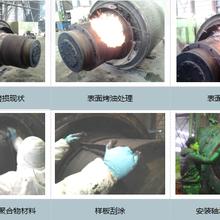 索雷工业修复辊压机轴颈磨损的技巧