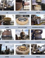 索雷工业修复立磨磨辊辊芯磨损经验教程