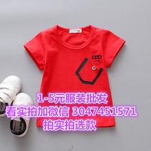 5岁童装短袖t恤女女童短袖连衣裙中低端地摊热销产品图片