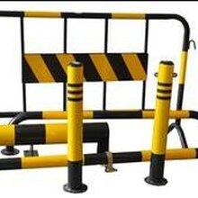 四川达州建筑施工临时安全防护栏工地警示围栏道路基坑护栏图片