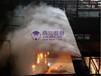 礦山碼頭煤場電廠微米級干霧系統除塵設備