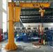 深圳旋转立柱式悬臂起重机安全可靠