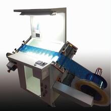 模切產品品質卷材檢品機圖片