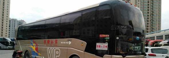 (客車)黃島到(安慶大巴今日發車