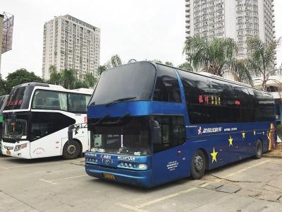 成都到景德镇大巴车+24小时热线