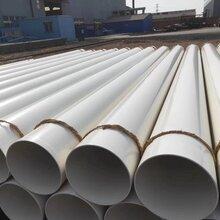 鴻興皓達生產小區飲用水涂塑鋼管內外涂塑鋼管質量保證圖片
