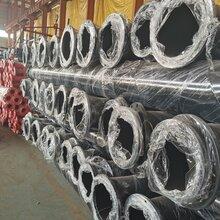 鴻興皓達生產污水處理專用涂塑鋼管黑色涂塑鋼管質量保證圖片