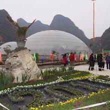 台州鸟巢温室厂家安装