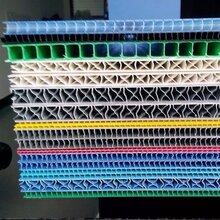 塑料中空板塑料瓦楞板,塑料中空板包装箱厂家批发图片