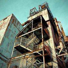 萧山废工厂拆除,全厂打包转让