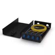光纜終端盒壁掛式終端盒SC光纖盒8口終端盒廠家圖片