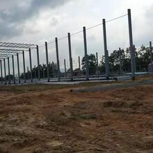 鋼結構廠房鋼結構平臺造價咨詢02鐵棚廠房施工隊圖片