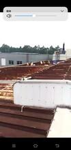 鐵瓦彩瓦棚更換翻新01鐵棚廠房老舊漏水翻新03鋼結構施工隊圖片