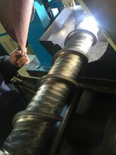 上海岑禄实业等离子喷焊设备浙江阀门企业首选堆焊包子视频质量可靠图片