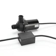 管道加油小水泵直流无刷微型泵无刷调速变频小水泵