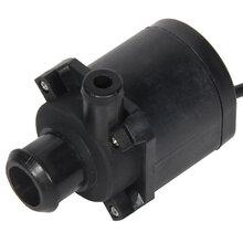 家用静音微型水泵地暖热水循环小型灌溉直流无刷泵