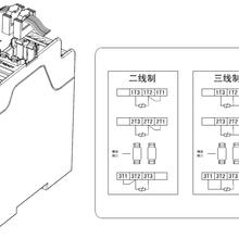 智能电动机保护器价格_电动机启动器厂家图片