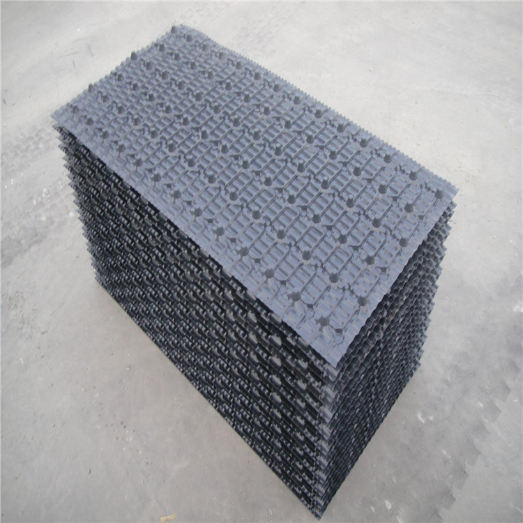 南通厂家生产方形耐腐蚀工业冷却塔填料