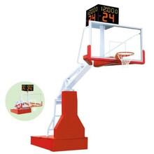 云南兴华体育用品篮球架优质服务图片