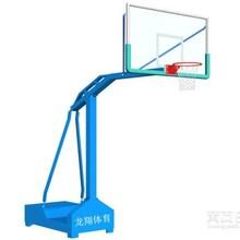 内蒙兴华体育用品篮球架价格图片