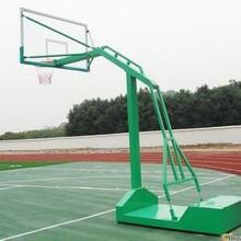 云南兴华体育用品篮球架供应商图片