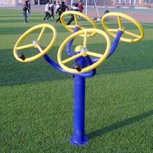 湖南供应兴华体育用品小区健身器材图片